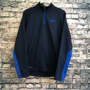Long Sleeve Therma-Fit Nike Half Zip Sports Jacket